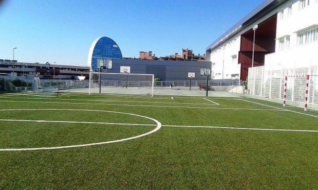 Cursos de entrenador de fútbol en Las Tablas Madrid